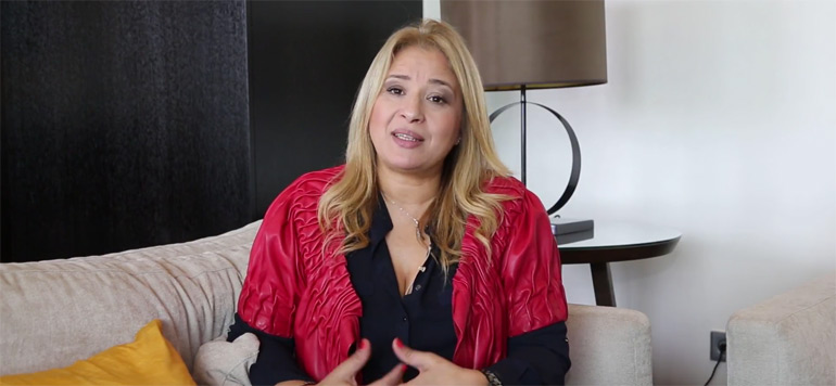 Entretien avec Meryem Boussikouk, styliste Caftan