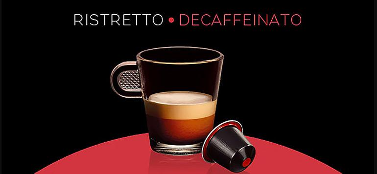 Nespresso introduit le Ristretto décaféiné