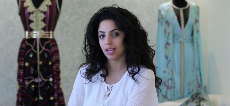 Safae Ibrahimi : «Caftan est l'événement phare de la haute couture au Maroc»