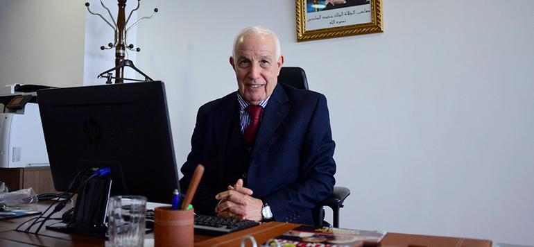 Saïd Ihrai, premier magistrat constitutionnel du Royaume