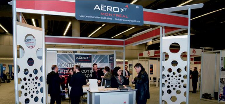 Les industriels marocains en prospection  au Salon Aeromart Montréal