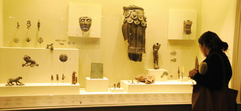 Un Musée de l'histoire relooké à Rabat