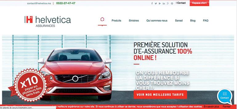 La première assurance auto 100% digital est sur le marché