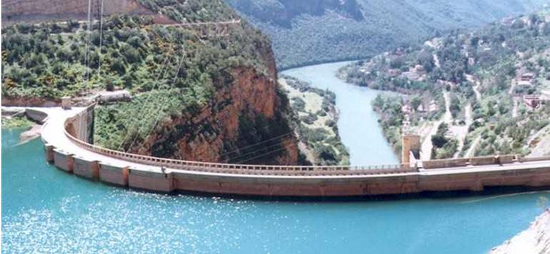 Envasement des barrages :  la capacité de retenue amputée de 75 millions de m3 chaque année