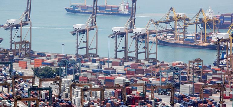 Aggravation du déficit commercial de 10,7% à fin mai 2018