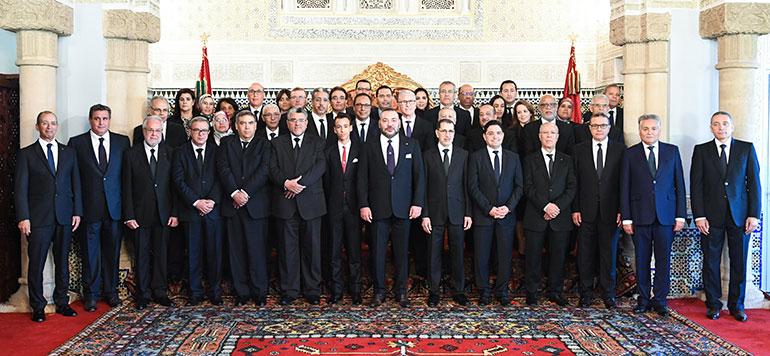 En vidéo : SM le Roi nomme les membres du nouveau gouvernement