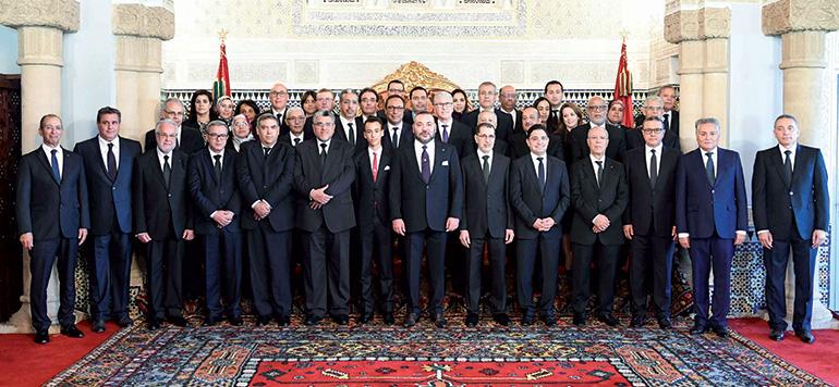 Un gouvernement pour plus d'action sous la direction d'El Othmani