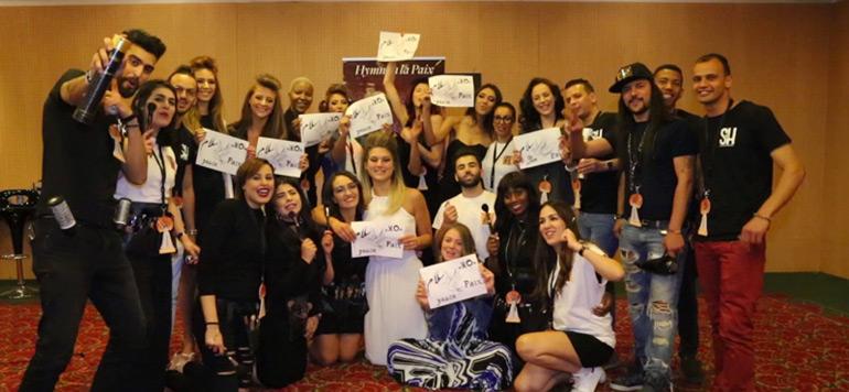 Caftan 2017 : le message de paix des mannequins