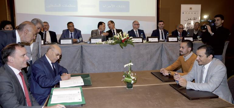 La région Casa-Settat organise sa première rencontre régionale de la convention collective