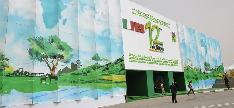 SIAM 2017 : La durabilité devient le fil conducteur de la stratégie agricole