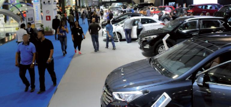 Les ventes de voitures en hausse de 16,5% à fin mars