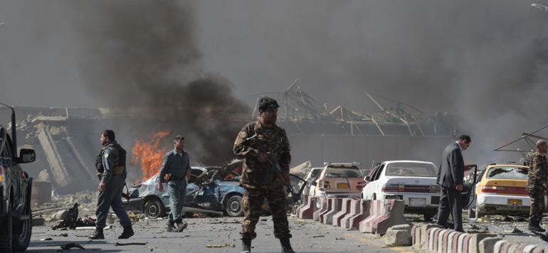 Attentat à Kaboul: plus de 80 morts et des centaines de blessés