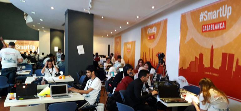 Attijariwafa Bank clôture son Hackathon international