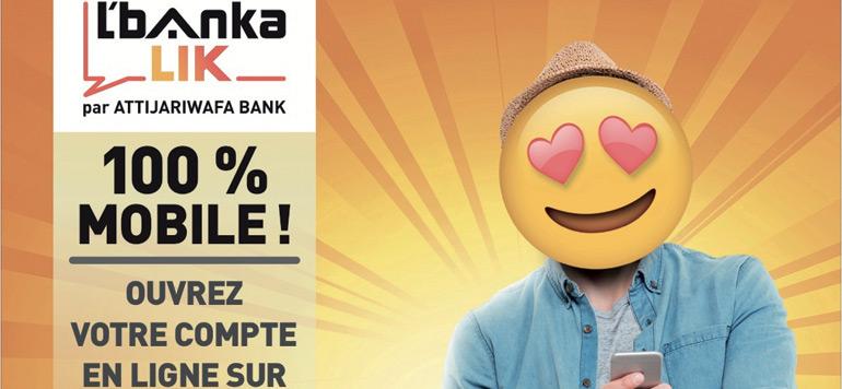 Attijariwafa bank voit grand pour L'bankalik