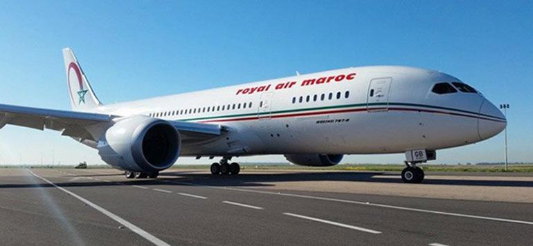 60 ans de RAM : un vol spécial Casa-Dakar à bord d'un Dreamliner B787