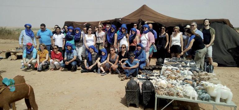 Tourisme : Draa-Tafilalet étale ses richesses devant des professionnels européens