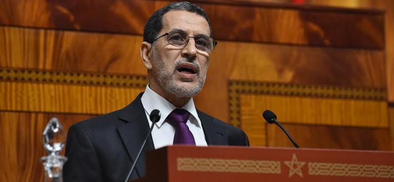 Action législative, la recette El Othmani