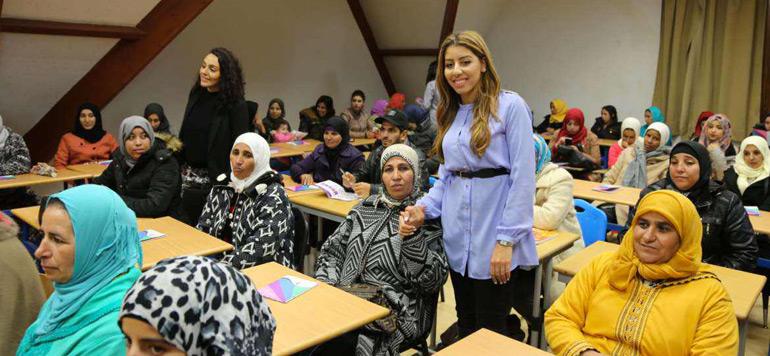 Le programme de leadership des femmes rurales prend fin