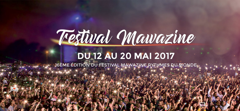 Mawazine sur les rythmes du monde