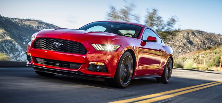 La Mustang Ecoboost présentée en vedette au Salon du Drift et Slalom