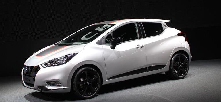 La nouvelle Nissan Micra débarque !