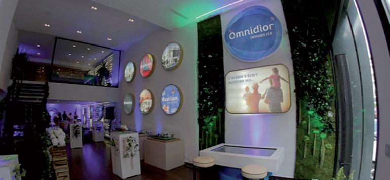 Omnidior inaugure un nouveau concept-store à Casablanca