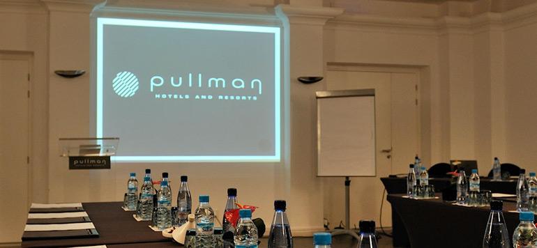 Pullman Mazagan se pare d'un nouveau centre de conférences