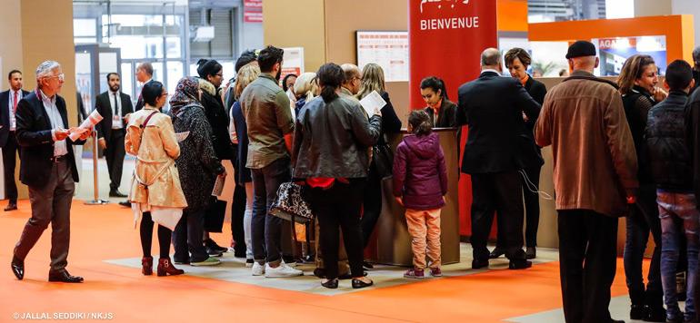 Smap Expo 2017 : Les professionnels de l'immobilier marocain réunis à Paris