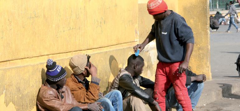 Le Maroc reste un pays de transit pour la majorité des Subsahariens
