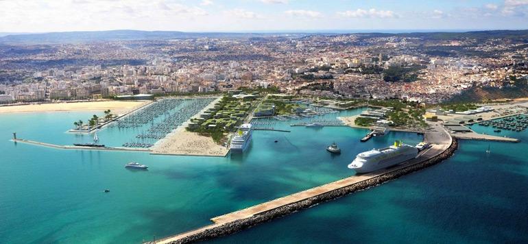 Tanger : le port de plaisance et le port de pêche bientôt livrés