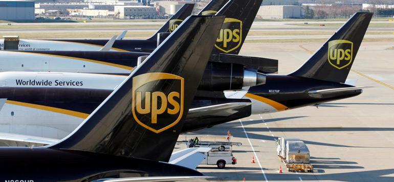 Dans les coulisses du hub aérien d'UPS en Europe