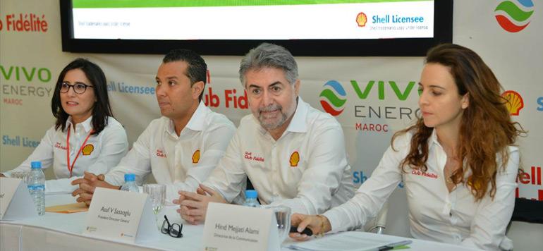 Vivo Energy Maroc lance son programme de fidélisation