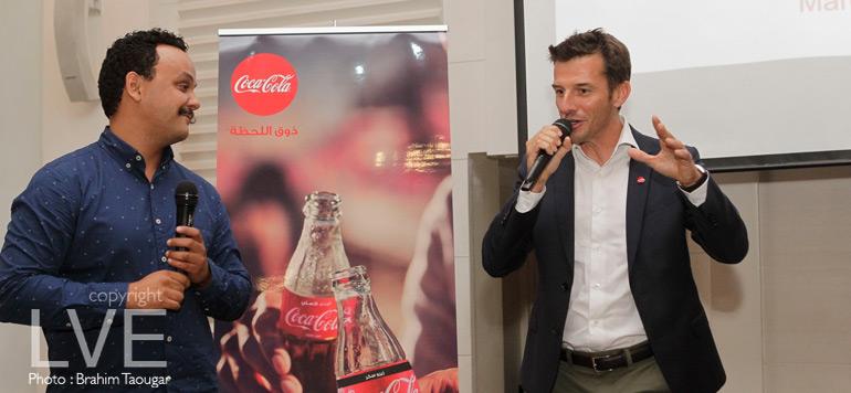 Une nouvelle stratégie  pour Coca-Cola