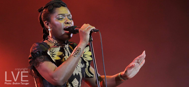 Mawazine 2017: les mutants d'Ibibio Sound Machine affolent Bouregreg