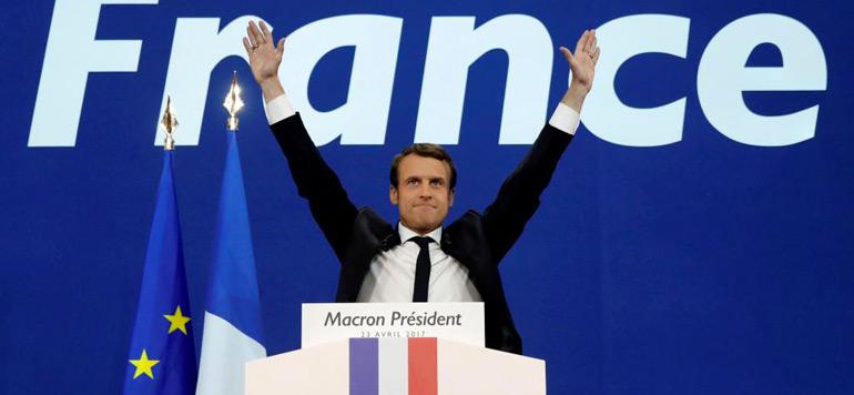 France : les dirigeants des trois grandes religions appellent à voter pour Macron