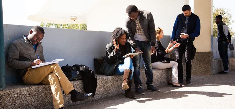 16 000 étudiants africains au Maroc