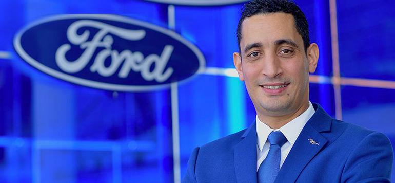 Ford nomme un nouveau DG pour l'Afrique du Nord