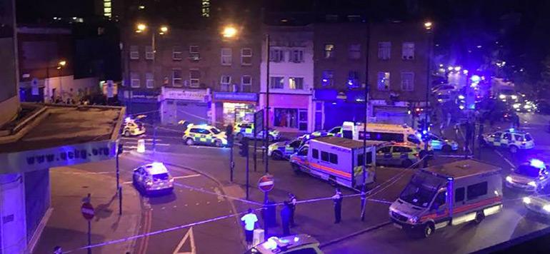 Attaque de la mosquée de Londres : le maire dénonce une attaque contre «la tolérance»