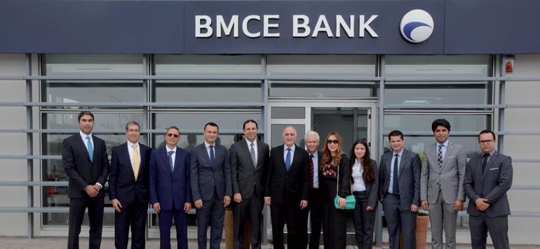 BMCE Bank of Africa ouvre une filiale offshore dans la zone franche de Kénitra