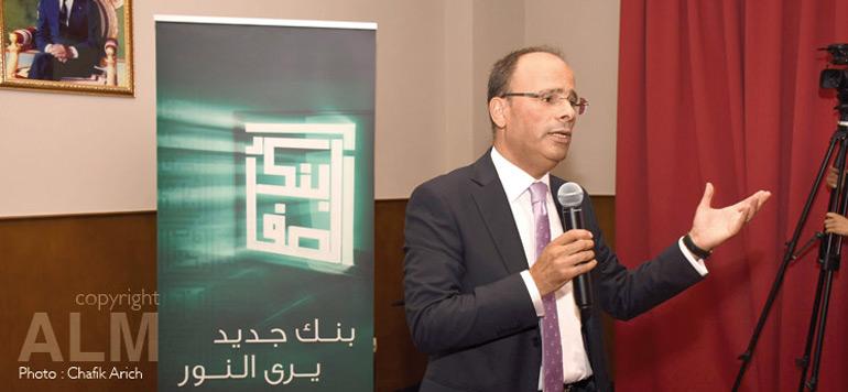 Bank Assafa donne un avant-goût de sa communication