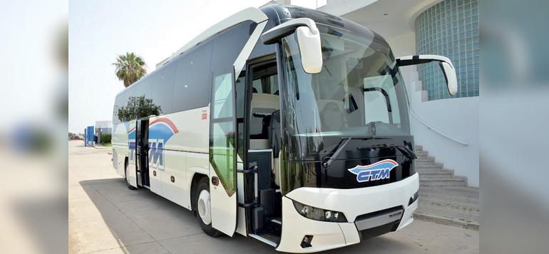 CTM investit dans une nouvelle flotte d'autocars