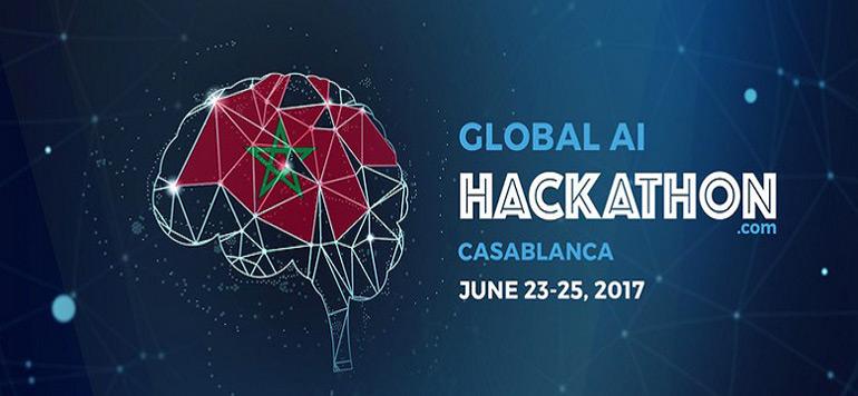 Casablanca capitale du Hackathon