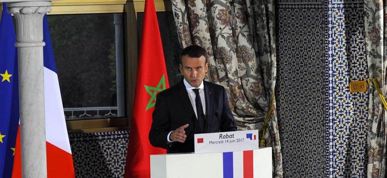 Le président Macron participera au prochain sommet de l'Union africaine