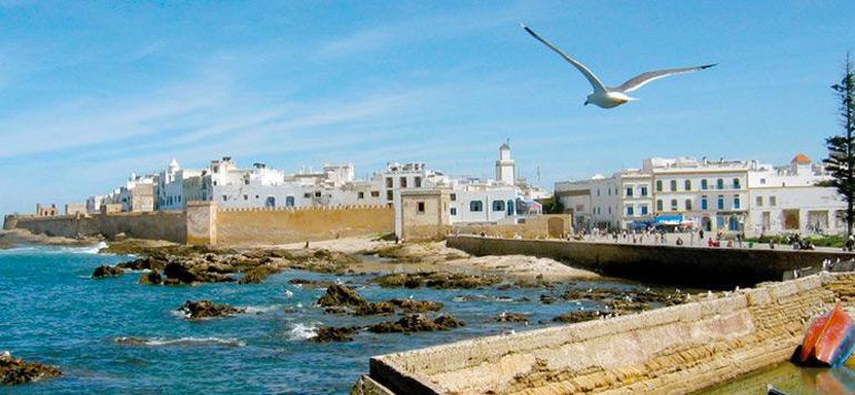 Découverte à la plage d'Essaouira de débris d'une embarcation archéologique du 18è ou 19è siècle
