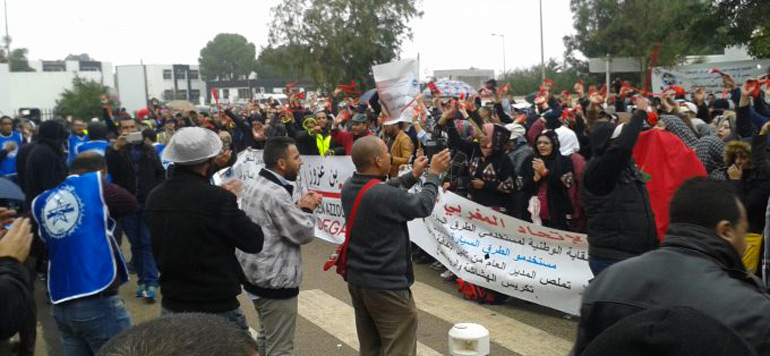 Grèves des Autoroutes du Maroc : mais où sont passés les vrais employeurs ?