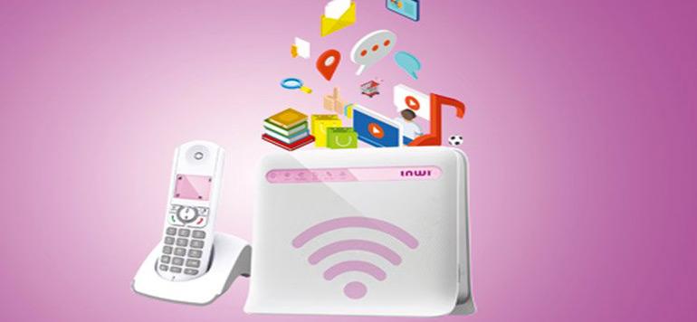 Inwi fait le forcing sur le haut débit