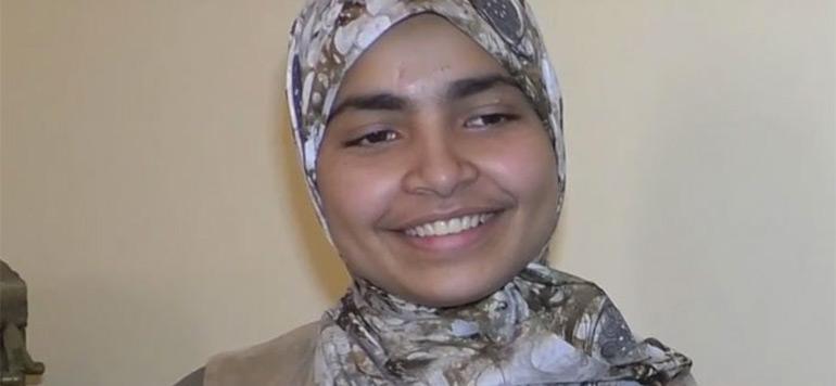 Imane Touil, meilleure bachelière du Maroc