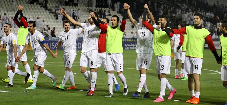Football l iran 3 pays qualifi pour le mondial 2018 - Coupe du monde 2018 pays organisateur ...