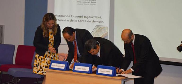 Partenariat entre LEMM et l'Université Mohammed VI des sciences de la santé