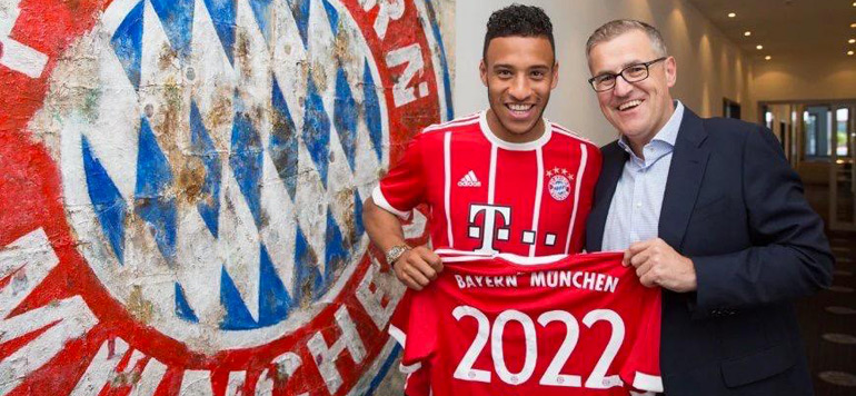 Transfert : Le Bayern frappe fort et s'offre Corentin Tolisso pour 47,5 millions €